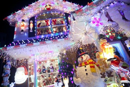 Check decorative lighting