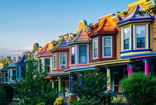 The Best Neighborhoods in Baltimore