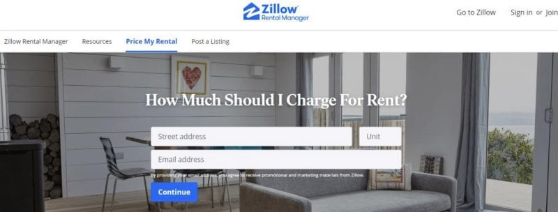 Zillow Rental Manager – Free