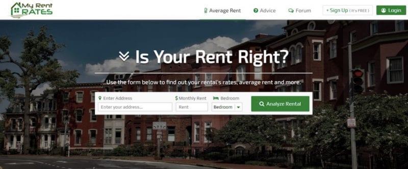 My Rent Rates - Free