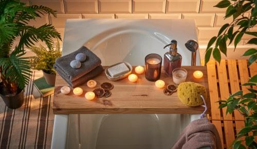 Create Bathroom Spa Oasis