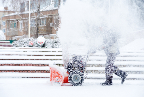 snow removal responsibility