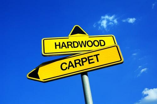 Install Upgraded Flooring
