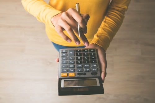 Calculate Prorated Rent