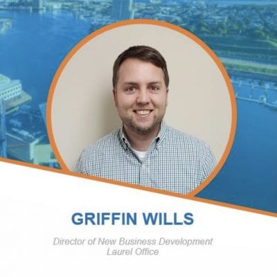 Employee Spotlight - Griffin Wills, Director of Business Development