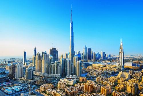 The Sun Sets Twice in Dubai