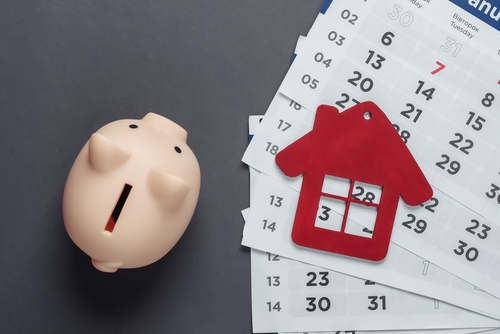 calculating prorated rent