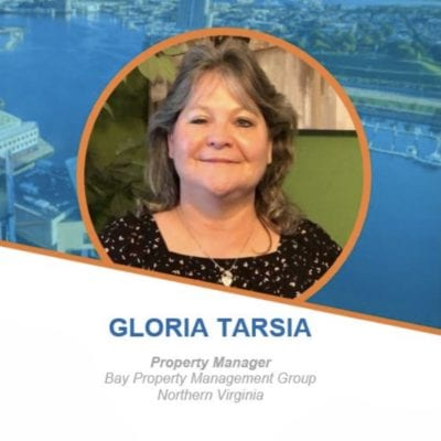 Employee Spotlight - Gloria E. Tarsia, Property Manager