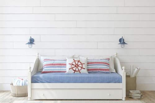 Shiplap and Decorative Millwork