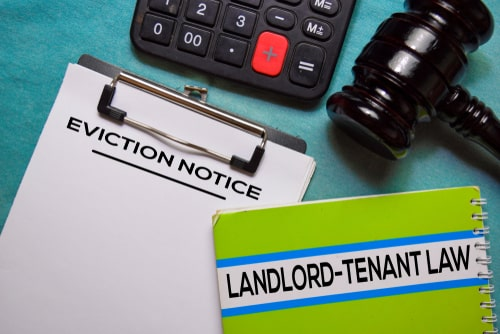 Step by Step Eviction Process in Virginia