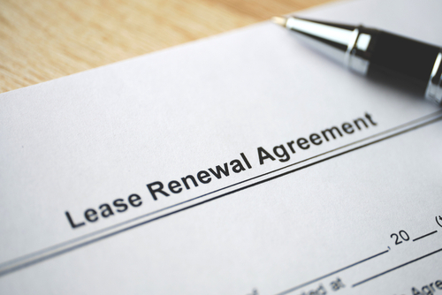Offer Lease Renewal Incentives
