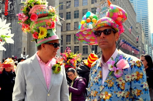 Easter On Parade