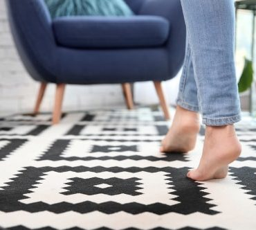 Go Eclectic with Floor Coverings