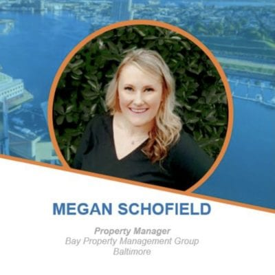 employee spotlight - megan schofield