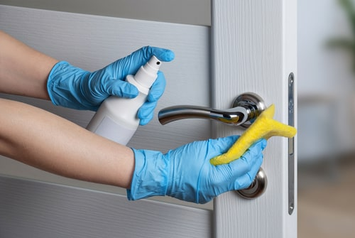 Extra Room Spring Cleaning Checklist