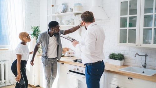 Find Your Realtor & A New Home