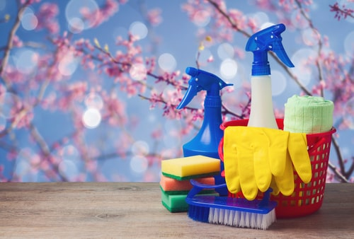 ultimate spring cleaning checklist