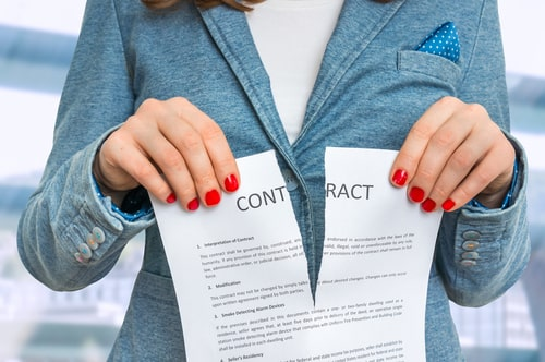 Reasons to Terminate a Property Management Agreement
