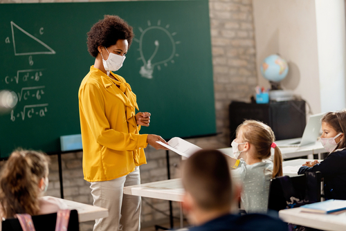 Will Schools Require Masks for Students and Staff?